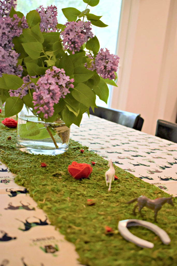 Gentil ... Kentucky Derby Tablescape | Kentucky Derby Table Decoration | Kentucky  Derby Party | How To Derby