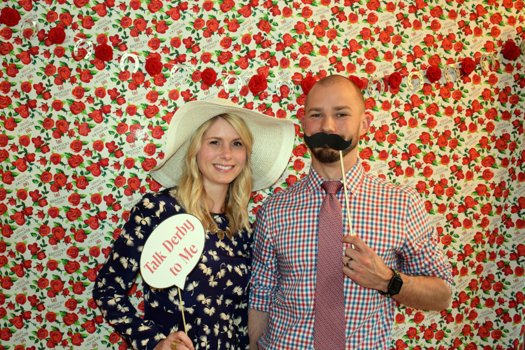 Kentucky Derby Photo Wall | Kentucky Derby Party | How To Derby Party |  Derby Party ...