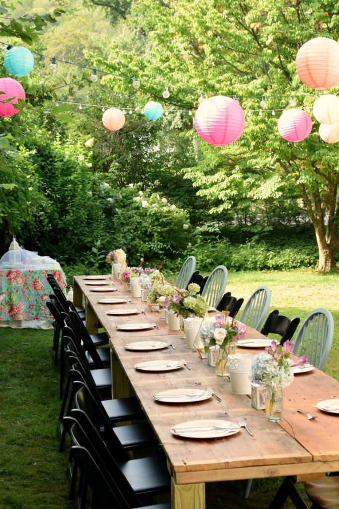 Charming Garden Party Perfect For Your Next Party Idea - Garden-parties-ideas