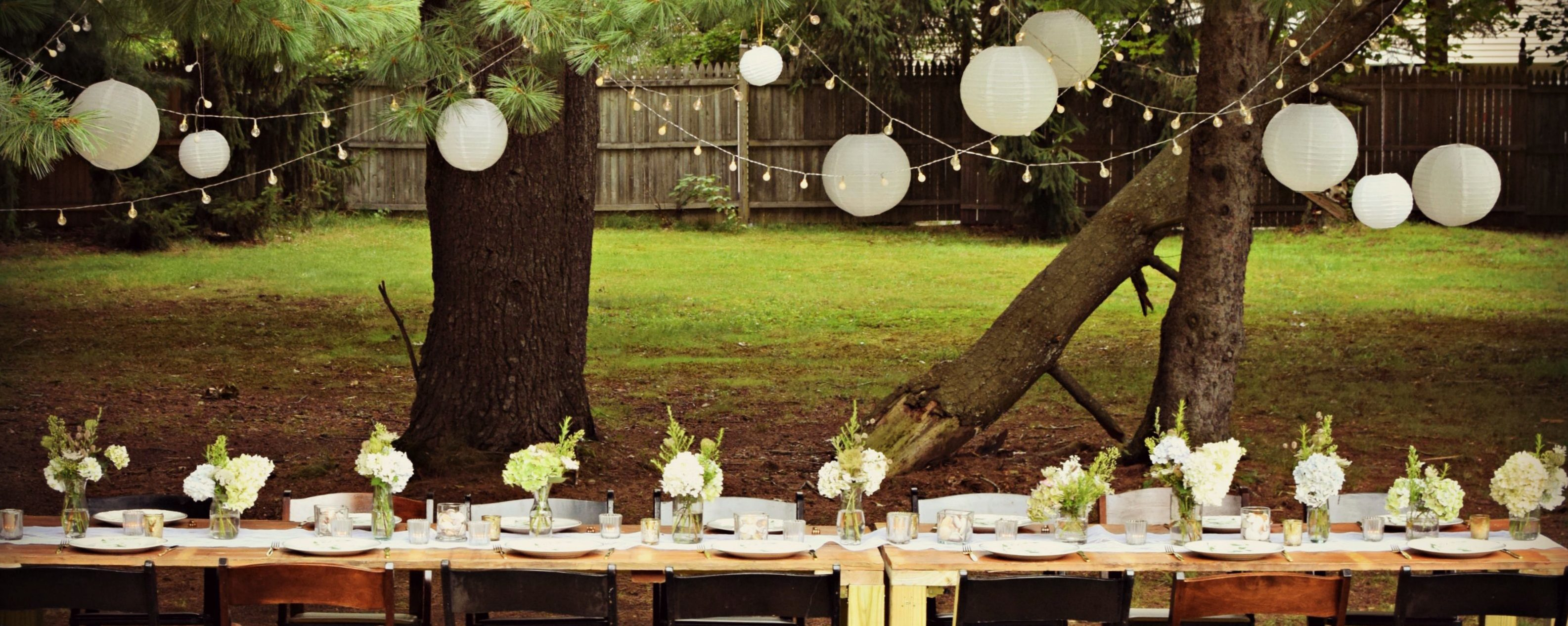 Outdoor Country Wedding Shower Ideas: Rustic Bridal Shower With Free Smore And Game Printables
